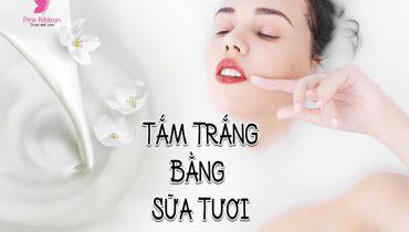 9 cách tắm trắng bằng sữa tươi giúp bạn lúc nào cũng có làn da trắng mịn như em bé