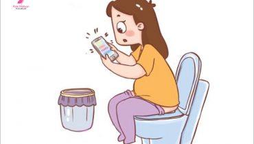 Mẹ bầu đi vệ sinh nhớ tránh 3 điều này kẻo mẹ khổ, con khó chịu